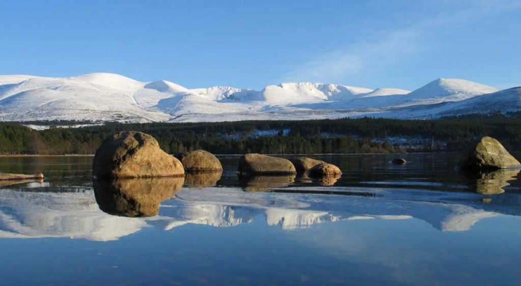 Header - Cairngorms National Park
