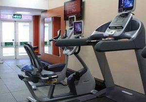 Gym - index panel